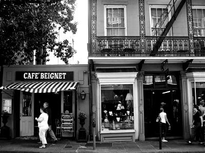 Café Beignet, New Orleans Beignets