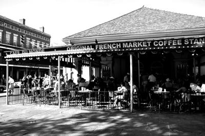 Cafe Du Monde, New Orleans Beignets