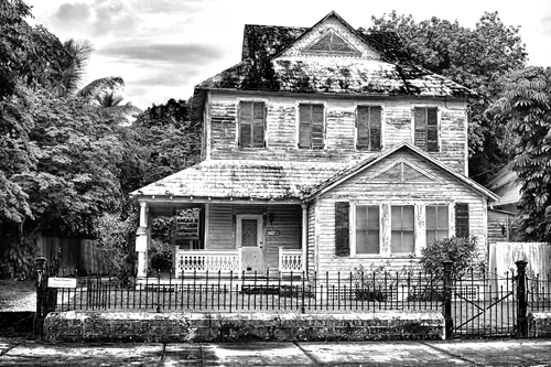 Haunted House_New Orleans